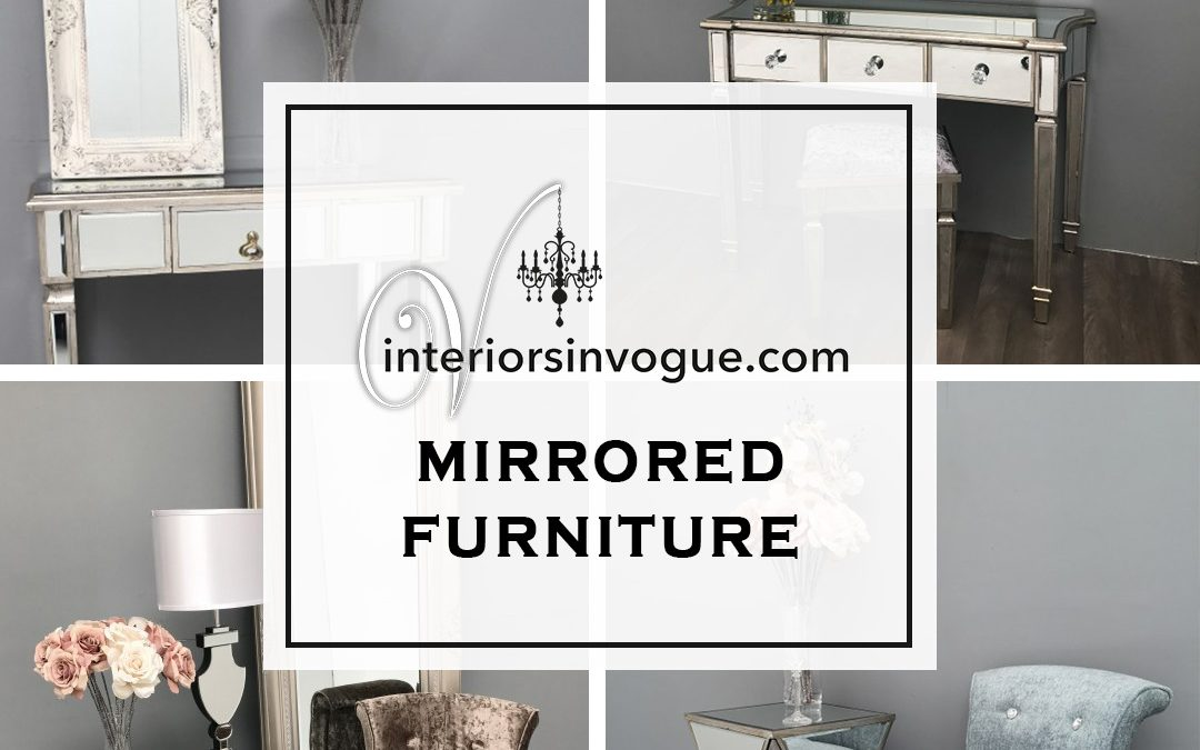5 Reasons to Buy Mirror Furniture