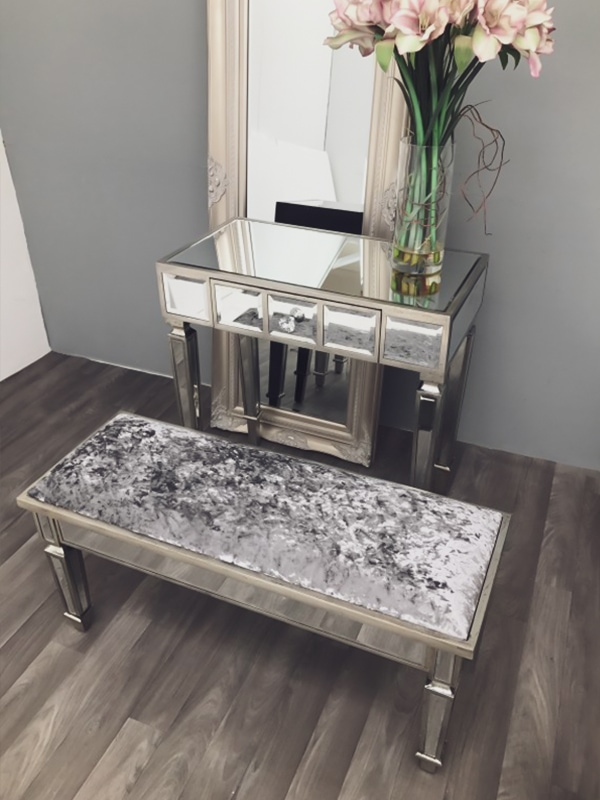 Luxury Interior Mirrored table