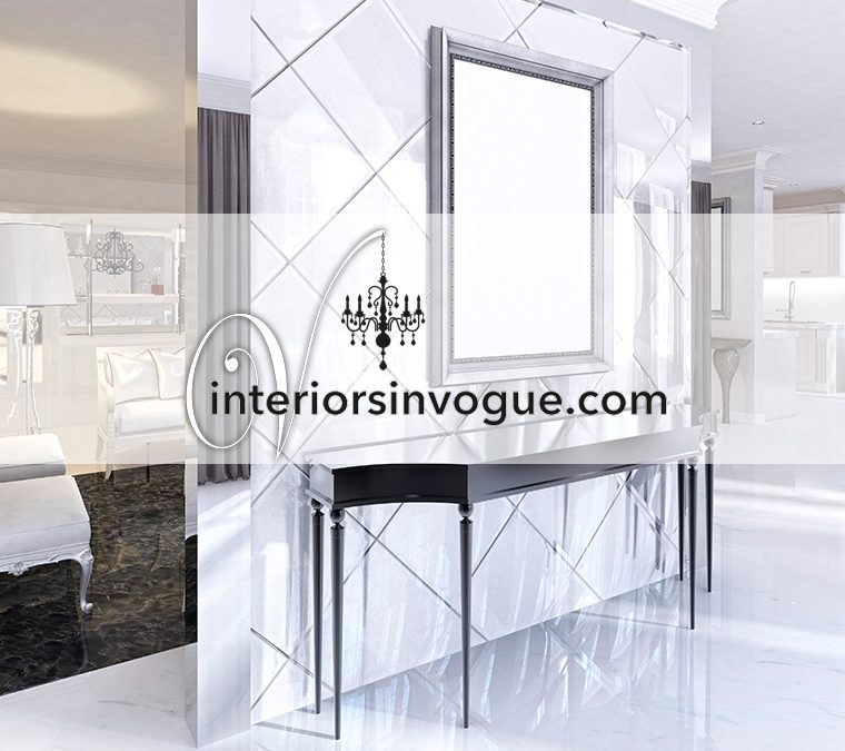 Mirrored Console Tables – Chic and elegant