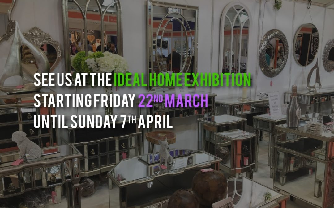 Interiors InVogue at Ideal Home Show 2019, London