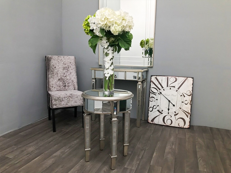 'Doing the Charleston' – how mirrored furniture is making a comeback, and how to style it