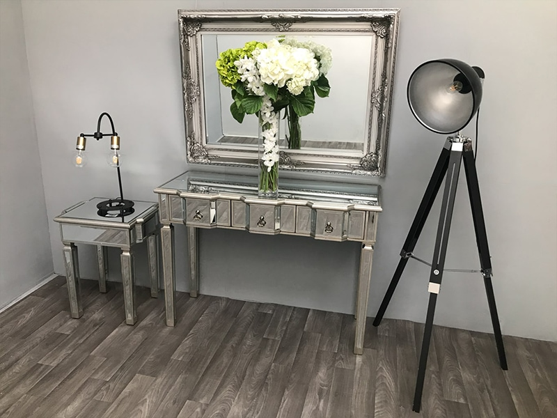 Mirrored Console Table sale